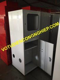Vỏ tủ điện máy CNC trong nhà sơn tĩnh điện
