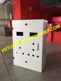 Gia công vỏ tủ điện trong nhà 600x400x200x1.5mm