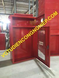 Sản Xuất Vỏ Tủ Cứu Hỏa Nổi Kích Thước 1000X600X220 Trong Nhà