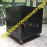 Tủ Mạng Tủ Rack 10U-D500 Có Bánh Xe Sơn Tĩnh Điện