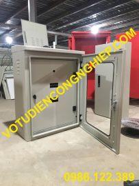 Vỏ Tủ Điện Ngoài Trời 800x600x300 Dùng Tấm Panel