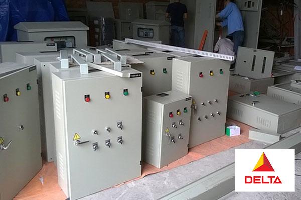 Quy trình sản xuất vỏ tủ điện tại Hà Nội