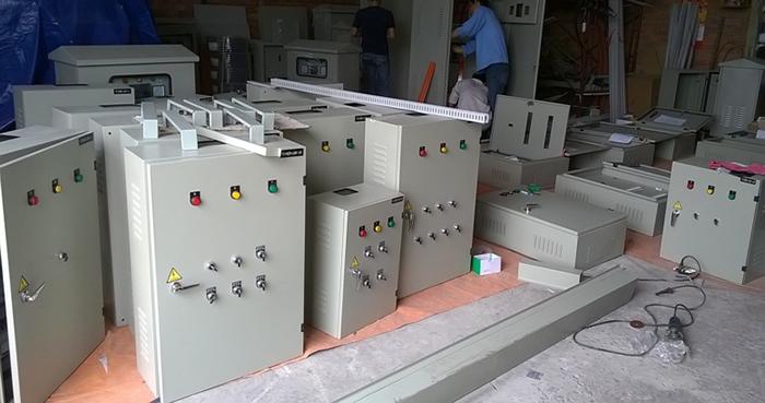 Công ty sản xuất tủ điện tại Hà Nội