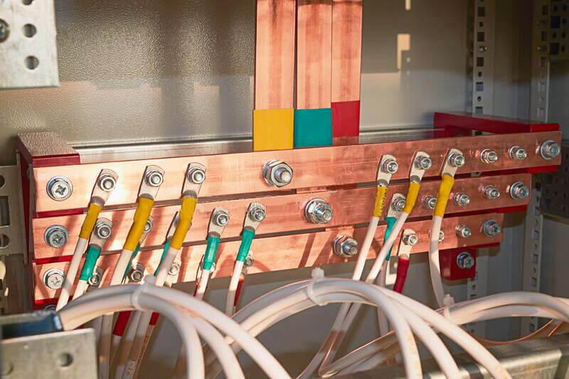 phụ kiện lắp đặt tủ điện