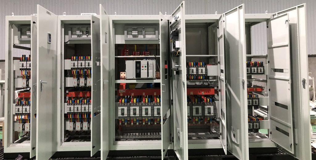 lắp tủ điện công nghiệp