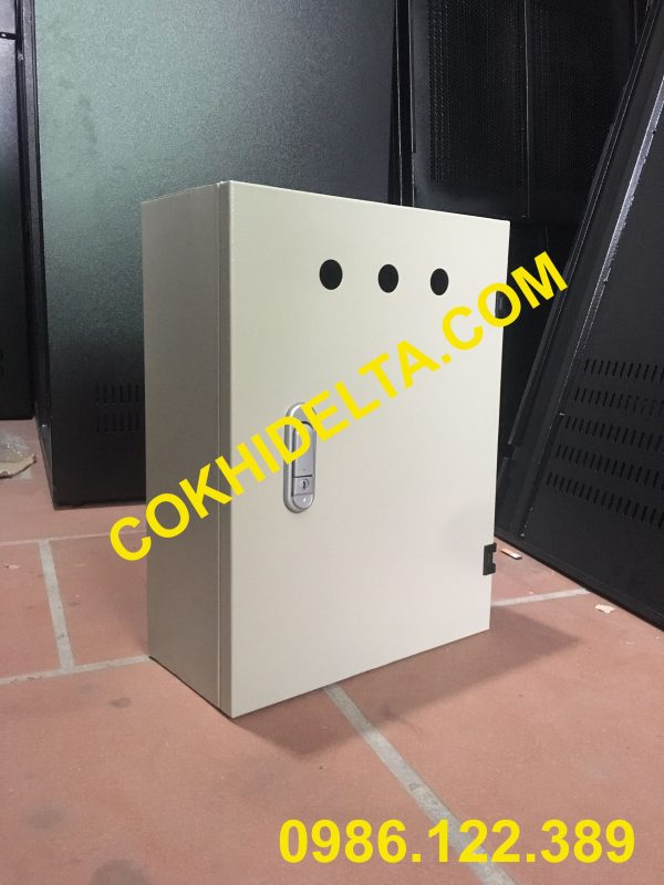 Vỏ tủ điện 500x700 dày 1.5 mm sơn tĩnh điện