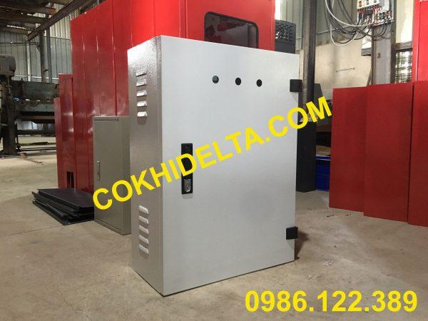 Vỏ tủ điện trong nhà lắp đặt nhanh chóng, sử dụng dễ dàng