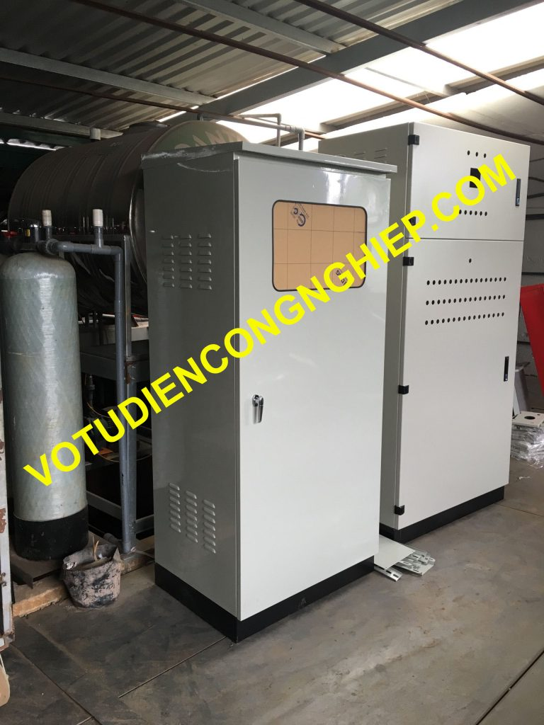 Vỏ tủ điện của Cơ điện Delta có tính thẩm mỹ cao