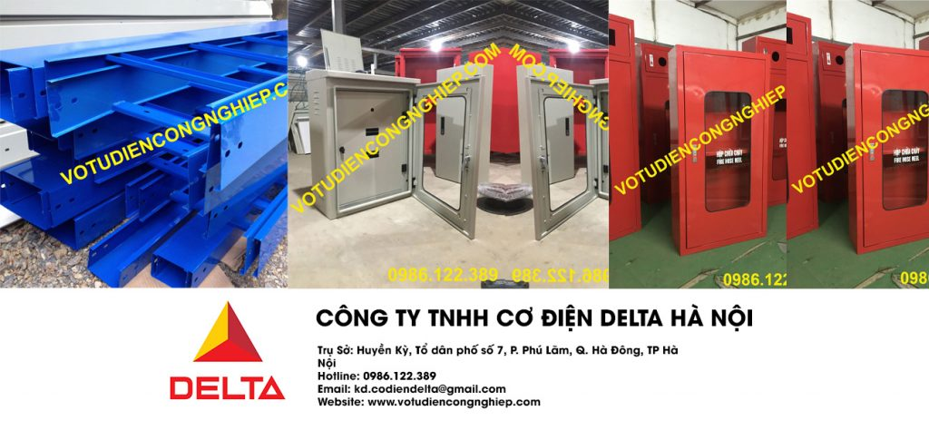 Công ty TNHH Cơ Điện Delta Hà Nội