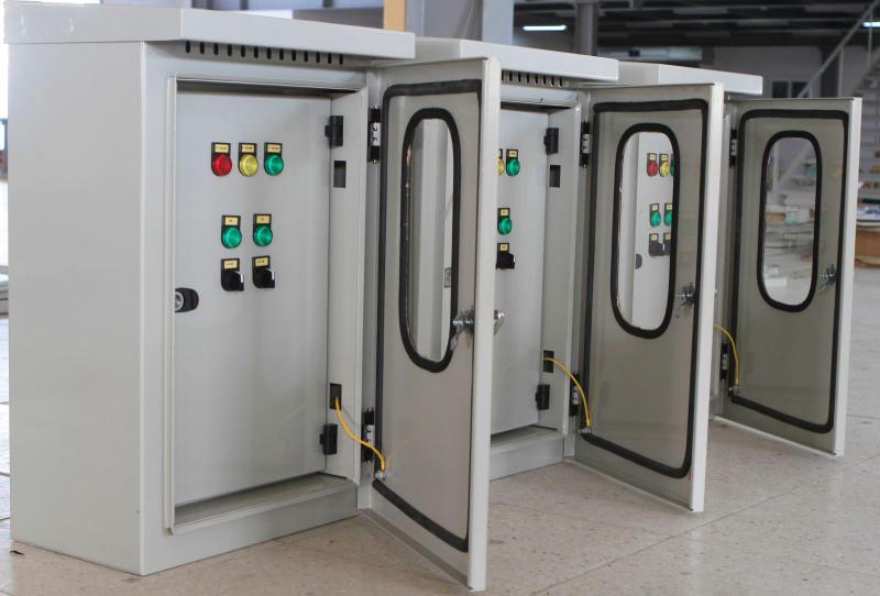tủ điện chính msb